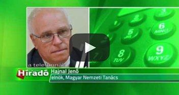 Embedded thumbnail for Belgrádban tárgyaltak a kormány és a nemzeti tanácsok képviselői