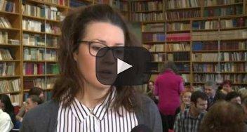 Embedded thumbnail for Tanácskozás a magyar nyelven tanító kémiatanároknak