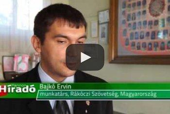 Embedded thumbnail for Nagybecskereken is átadták a Rákóczi Szövetség egyszeri támogatását