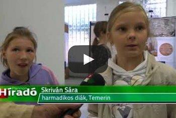 Embedded thumbnail for Zenta is része a diákkirándulások programnak