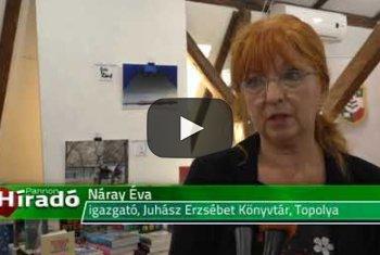 Embedded thumbnail for Adomány a vajdasági magyarság szempontjából fontos közkönyvtáraknak