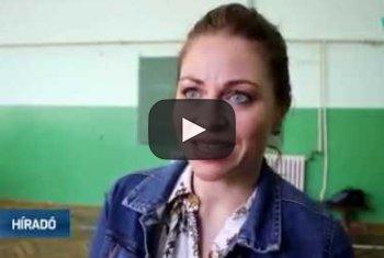 Embedded thumbnail for Vajdasági diákok a magyarországi Bátrak Ligája vetélkedőn