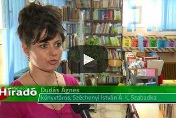 Embedded thumbnail for Hetvenhét általános iskola kap új könyveket az MNT jóvoltából