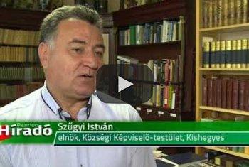 Embedded thumbnail for Kárpát-medencei könyvtári hálózat létrehozását tervezi a Magyar Nemzeti Tanács