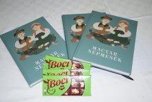 A Rákóczi Szövetség mesekönyvet és csokoládét ajándékozott