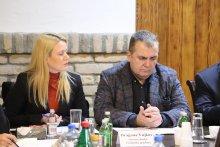 Састанак представника националних савета и Заштитника грађана