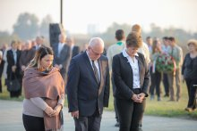 75 éve gyászban és reményben – megemlékezés Csúrogon