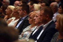 Svečanost povodom nacionalnog praznika 20. avgusta, Novi Sad