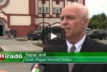 Embedded thumbnail for Aláírták az újvidéki Európa Kollégium működési szabályzatát