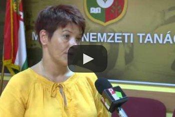 Embedded thumbnail for 1600 magyar elsős Vajdaságban