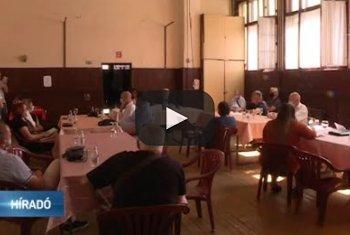 Embedded thumbnail for A Vajdasági RTV helyzetéről tárgyaltak a nemzeti tanácsok képviselői